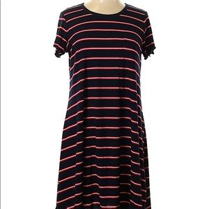 Mossimo | Navy Striped Dress
